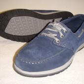 Туфли мокасины топсайдеры Columbia раз.US 7 - 26,5см (наш 39-39,5раз)