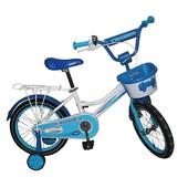 Кросер Хепи 14 16 18 20 дюймов велосипед детский двухколесный Crosstr Happy