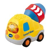 VTech Go Go машинка цементовоз smart wheels cement mixer