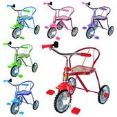 Детский трехколесный велосипед LH-701 M