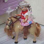 Куколка с лошадкой набор