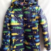 Детская куртка 128-152 р
