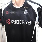 Спортивная фирменная футбольная футболка Lotto ф.к Боруссия м