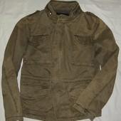 Куртка милитари Zara