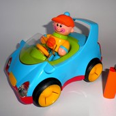 Машина с мальчиком Tolo серия Первые друзья