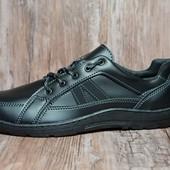 Туфли мужские на шнуровку - Распродажа (Т8)