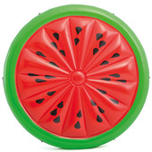 "Надувной плот Intex 56283 ""Арбуз"" Watermelon Island: 183х23см"