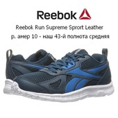 Кроссовки Reebok Run Supreme Sprort Leather