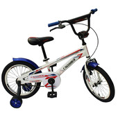 Кросер960 велосипед 16 18 20 дюймов детский Azimut G960 двухколесный