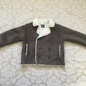 Куртка - дубленка, Osh Kosh, 18 мес