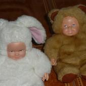 Куклы Anna Geddes