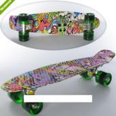 Скейт MS 0748-1 Пенни борд ( Penny Board)