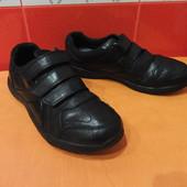Туфли, кроссовки р.38,5/39 (5 F) Clarks (Bootleg), натур.кожа;