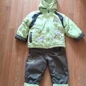 Демисезонный костюм на мальчика 2-3 года
