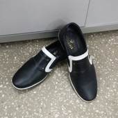 Мужские кожаные туфли. Шара Р 41