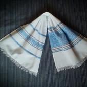 Декоративні рушнички-серветки з орнаментом Волошка