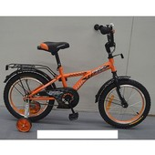 Велосипед двухколёсный детский 14 дюймов Profi Racer G1435
