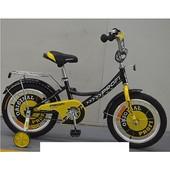 Велосипед двухколёсный детский 14 дюймов Profi Original boy G1443