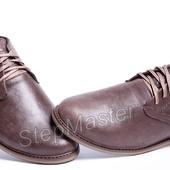 Туфли кожаные Levis Colorado Brown
