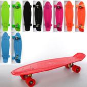 Скейт (пенни борд, penny board) MS 0851