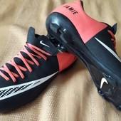 Бутсы Nike Mercurial jamif оригинал р.33-20см.