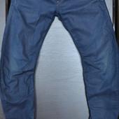 Модные джинсы G-Star Raw. Размер 30 длина 32