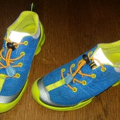Летние яркие кроссовки Ecco biom, размер 32 , стелька до загиба 20 см, с загибом 21 см.