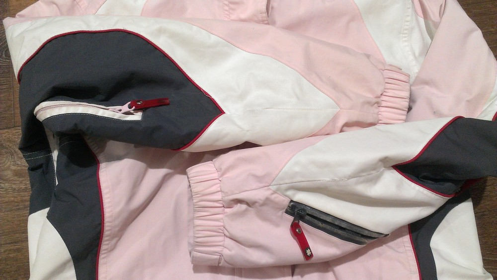 Р.м/l, лыжная термо-куртка фото №6
