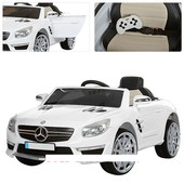 Электромобиль Mercedes M 3283 eblr-1 белая