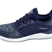 Мужские кроссовки Baas Sport 628 QTS  синие