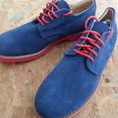 Туфли Walk-Over (USA)-размер 41-42-длина стельки-27,5 см