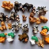 Животные в памперсе, в скорлупе, семейки