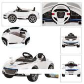 Детский электромобиль Audi M 2448 ebr-1,eva колеса,амортизаторы
