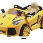 Детские электромобили Lamborghini T-765 yellow