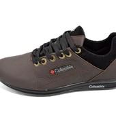 Мужские кроссовки Columbia Peakfreak Nomad коричневые