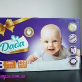 Подгузники памперсы Dada Premium Mega Box Польша
