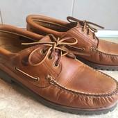 Туфли Timberland  размер 46 по стельке 30,5см,отл.сост.