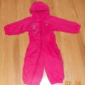 Демисезонный термокомбинезон Trespass для девочки 6-12 месяцев, 80 см