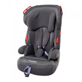 Автокресло Carrello Premier crl-9801 Steel Grey