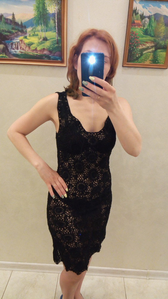Платье s-m фото №1