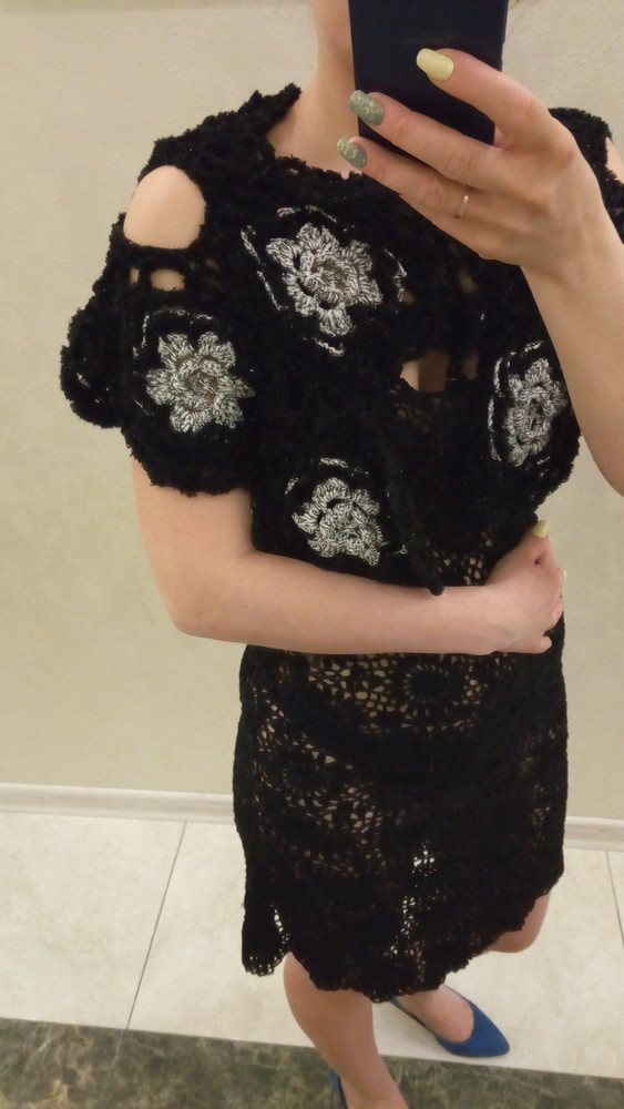 Платье s-m фото №4