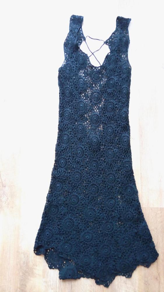 Платье s-m фото №7