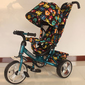 Велосипед трехколесный Tilly Trike T-344 цвета и мальч и девоч