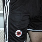 Спортивние фирменние труси шорти футбольние  adidas зб.Албании .м-л