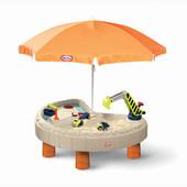 Песочница-стол Веселая стройка Little Tikes 401N