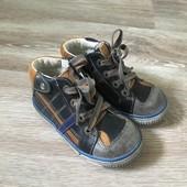 Ботинки Catimini, 23 размер (14 см стелька)