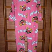 Пижама флисовая,женская, размер XS рост до 165 см,Disney