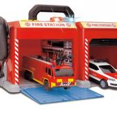 Спасательная Станция Пожарных Dickie 3716004S