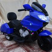 Детский мотоцикл BMW 6606 электромобиль