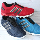 Летние мужские кроссовки, сетка, цвета